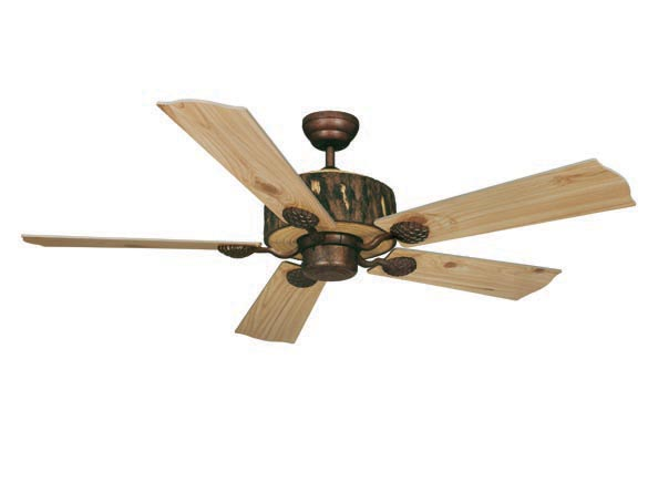 AireRyder Log Cabin Ceiling Fan
