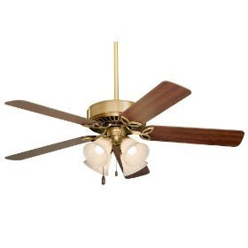 Emerson ceiling fans emerson fan parts accessories emerson builder plus traditional antique brass fan aloadofball Choice Image