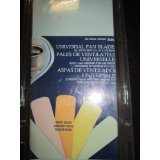 Universal Fan Blades 5 Pc. Pastel Colors