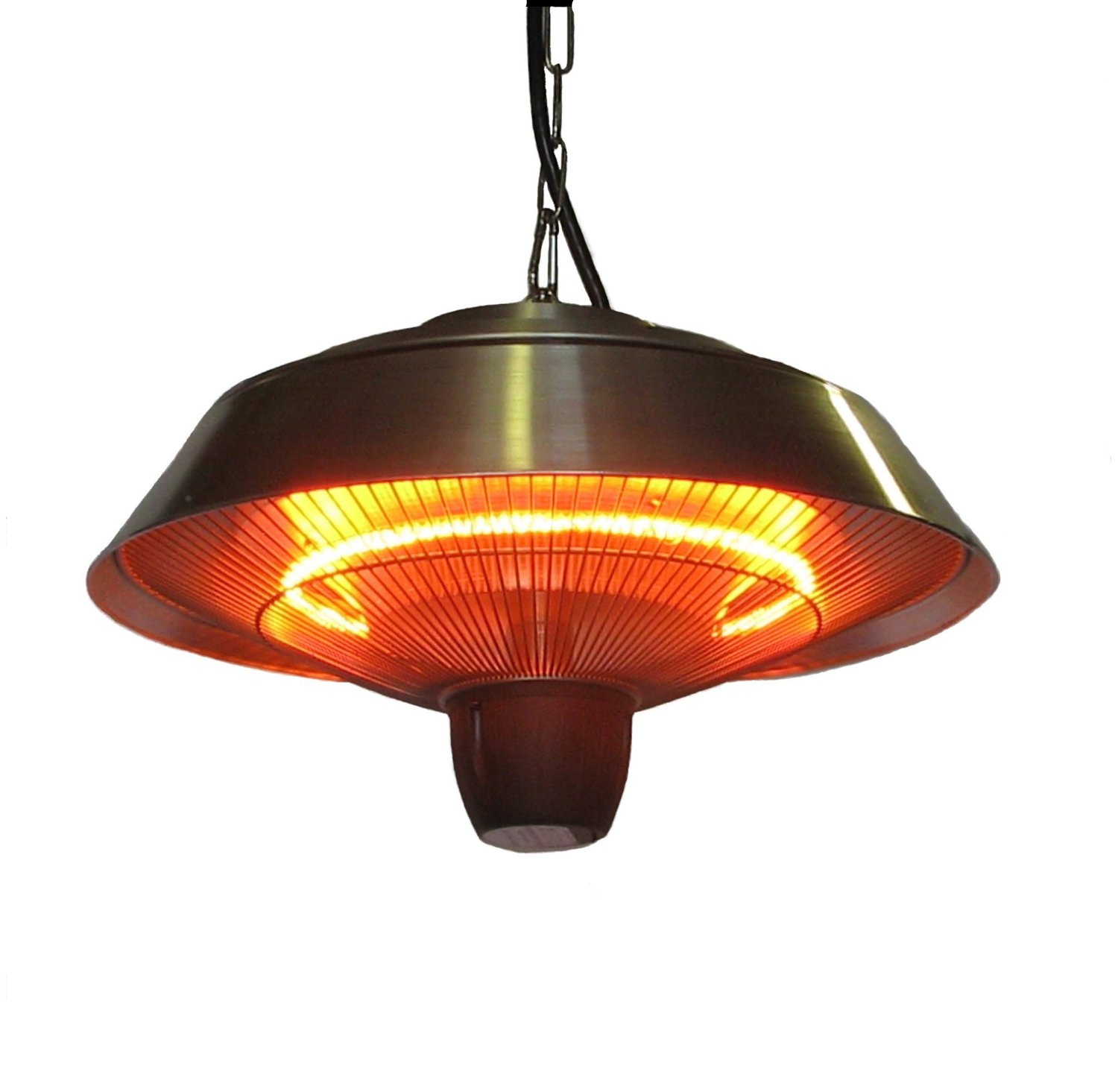Heated ceiling fans and ceiling fan heaters - Ceiling Fans N More