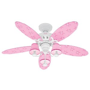 44-Inch Dreamland 4-Blade 3-Light Ceiling Fan