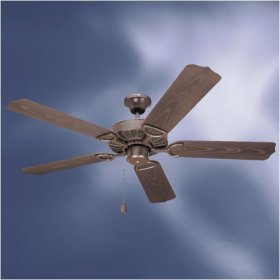 Kichler 39520TZP Outdoor Ceiling Fan