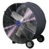 "Marley Direct Drive Portable Blower Fan - 30"" Diameter"