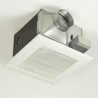 panasonic ceiling fans energy star qualified 110cfm bathroom exhaust fan