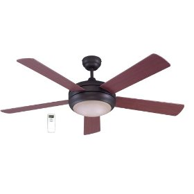 Litex Titan 52-Inch Ceiling Fan /w Remote