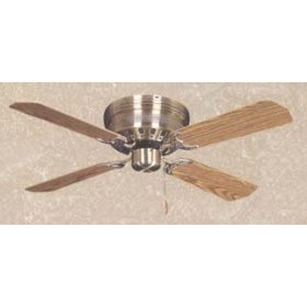 Westwind Ceiling Fan - 42 in. Antique Brass