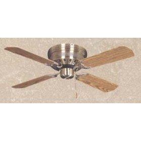 Westwind Ceiling Fan 42 In Antique Brass