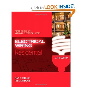Electrical Residential Wiring Book