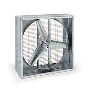 "36"" Direct Drive Agricultural Box Fan 230v 1/2 Hp"