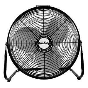 Air King 3-Speed Pivoting Floor Fan