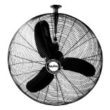 Air King 9375 1/3 HP Industrial Grade 30 Inch Oscillating Ceiling Mount Fan