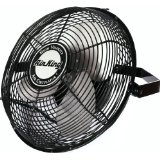 Air King 9312 Powder-Coated Steel Multi-Mount Wall Fan