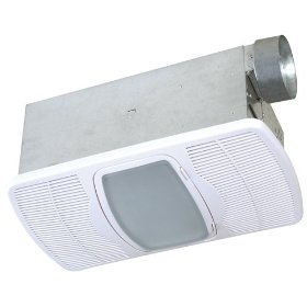 Air King Combination Ceramic Heater with Exhaust