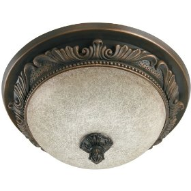 Hunter Aventine Bathroom Fan with Light