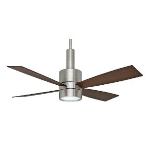 Casablanca Bullet 54-Inch Ceiling Fan and Light