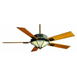 Casablanca Mission Ceiling Fan with Intelli-Touch