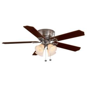 Hampton Bay Ceiling Fan Only Working on One Speed