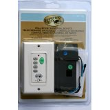 Hampton Bay Universal Battery Operated Wall Mount Remote Control