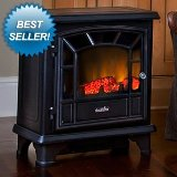 Duraflame Freestanding Electric Stove with Remote