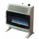 Mr. Heater Natural Gas Blue Flame Heater